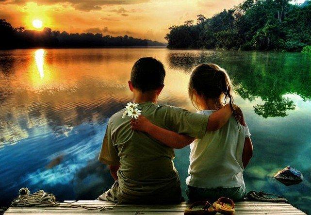 Une amitié en or dans Une amitié en or 7